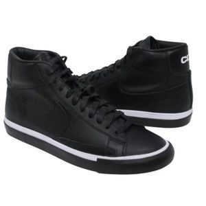 Nike Comme Des Garcons High Rise Sneakers